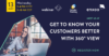 Webinar: Get to know your customers better with 360° view